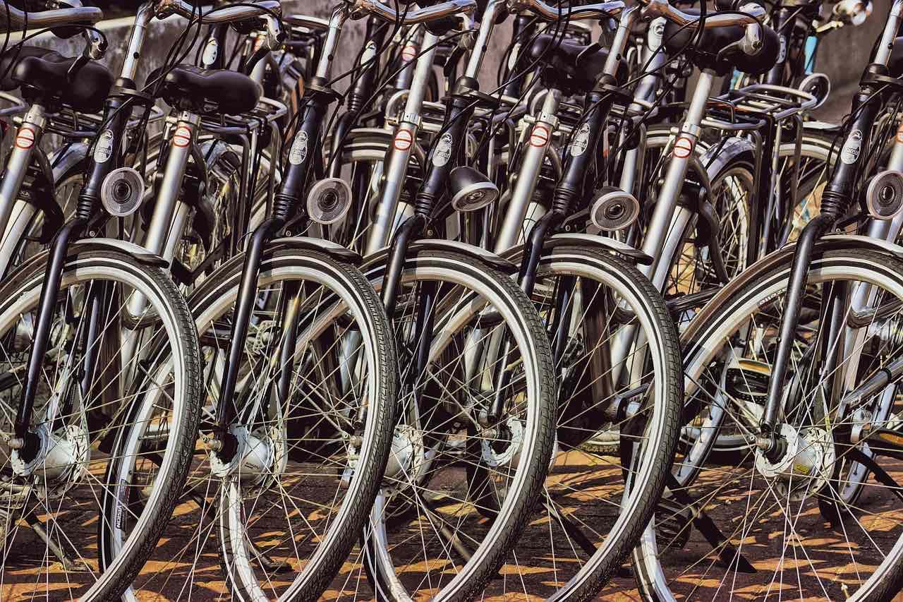Tweedehands fietsen Rotterdam